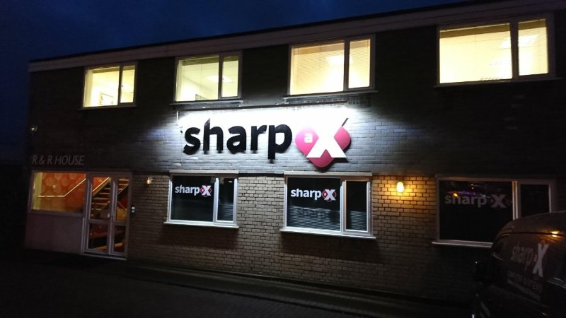 Sharp-aX Business