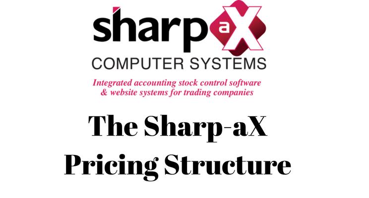 Sharp-aX Pricing